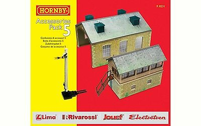 Hornby R8231, TrakMat Accessories Pack 5