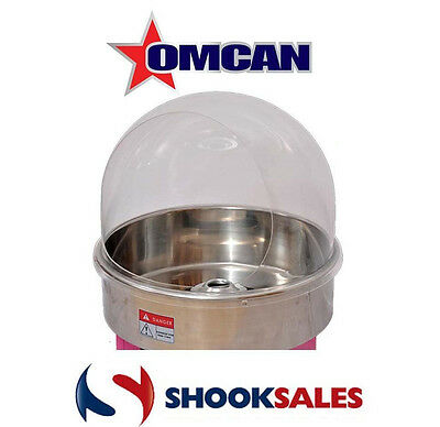 "Omcan 40382 20ï¾"" bowl cover for Counter top Cotton Candy Maker 40383 and 41136"