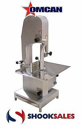 """Omcan 19458 Stainless Steel Tabletop Economy Band Saw 78"""" New York"""