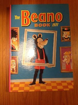 1971 beano annual Excellent CONDITION