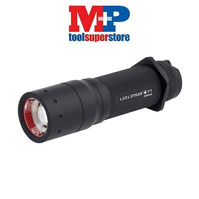 LED Lenser 9804 Police Tactical Focus Torch Black Gift Box