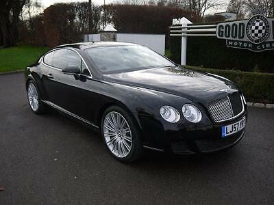 Bentley Continental 6.0 Speed W12 GT 2dr PETROL AUTOMATIC 2008/57