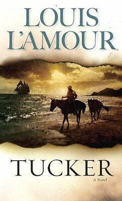 Tucker by Louis L'Amour New Paperback Book