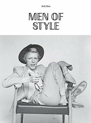 Men of Style by Josh Sims New Paperback Book