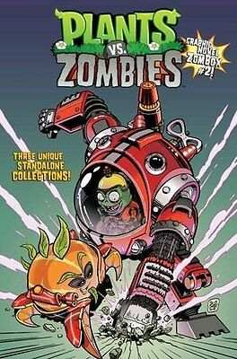 Plants vs. Zombies Boxed Set #2 by Ron Chan New Paperback Book