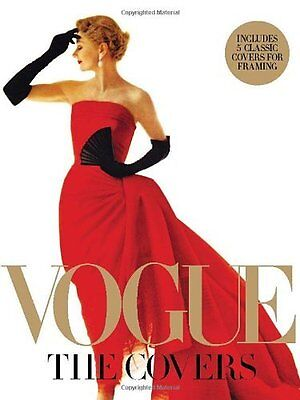 Vogue: The Covers by Hamish Bowles Hardback Book New