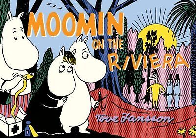 Moomin on the Riviera by Jansson  Tove Paperback New  Book