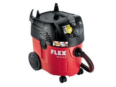 Flex Power Tools VCE35MACL VCE 35 M AC Safety Vacuum Cleaner With Power Take Off