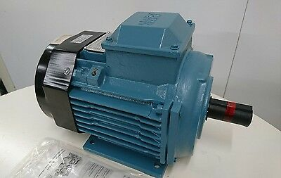 ABB **BRAND NEW** 3KW  3 phase 2 pole foot mounted induction motor 3000rpm
