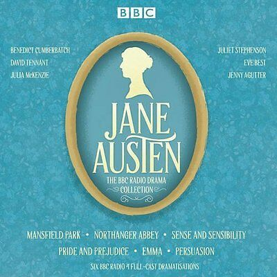 Jane Austen BBC Radio Drama Collection by Jane Austen New CD-Audio Book