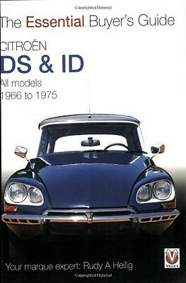 Citroen ID and DS by Heilig  Rudy A. Paperback New  Book