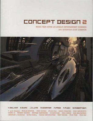 Concept Design 2 by Neville Page New Paperback Book