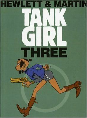 Tank Girl - Tank Girl 3 (Remastered Edition) by Alan Martin New Paperback Book