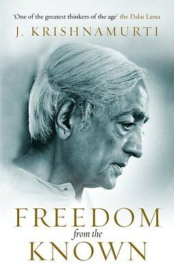Freedom from the Known by Krishnamurti  J. Paperback New  Book
