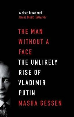 Man Without a Face by Gessen  Masha Paperback New  Book