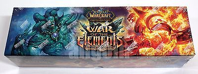 World Of Warcraft WOW TCG War Of The Elements WORLDBREAKER EPIC COLLECTION NEW
