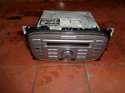 FORD MONDEO 1.8TDCi 2008 CD RADIO CD6000 (WITH CODE)