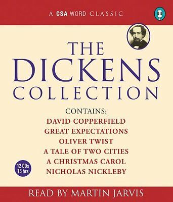 Dickens Collection by Charles Dickens New CD-Audio Book