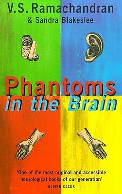 Phantoms in the Brain by Ramachandran  V. S. Paperback New  Book