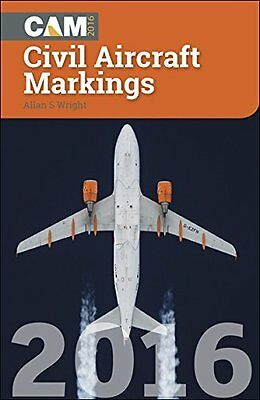 Civil Aircraft Markings by Allan S. Wright New Paperback Book