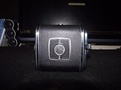 Hasselblad A16 S Chrome Magazine Back    Mint - Lovely Condition