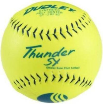 "Dudley 12"" USSSA Thunder SY Synthetic Classic M .40/325 Doz 4U-541Y"