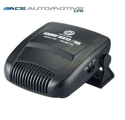 Defroster 150W 12V Plug In Car Heater For Vauxhall Corsa C (2004-2006)