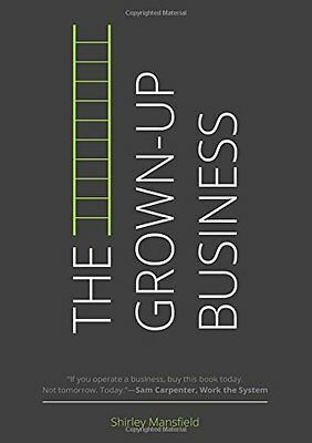 Grown-Up Business by Mansfield  Shirley Paperback New  Book