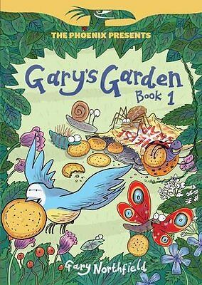 Gary's Garden by Gary Northfield New Paperback Book