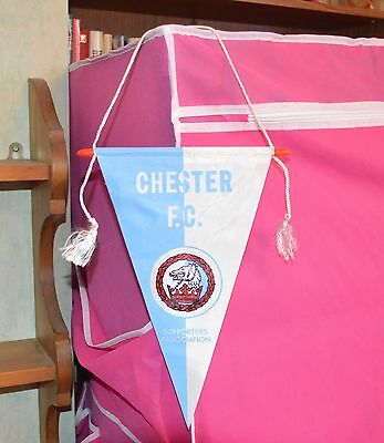 Chester Fc 1960's Supporters Association Pennant