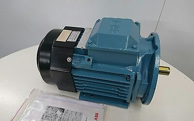 ABB 1.1KW 4 pole **BRAND NEW** induction electric motor 1400rpm