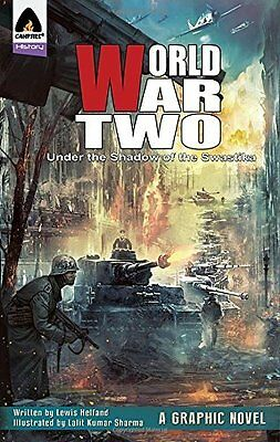 World War Two: Under The Shadow Of The Swast by Lewis Helfand New Paperback Book