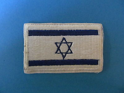 ISREAL Flag Patch Hat Jacket Biker Vest Backpack Blanket Travel Country Crest A