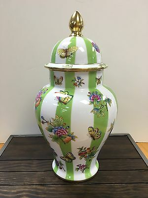 Herend Queen Victoria Limited Edition Covered Urn