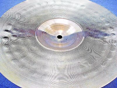 "VINTAGE Old 12"" AMATI KRASLICE PAPER THIN SPLASH Cymbal *SUPERB 432g **WORLDSHIP"