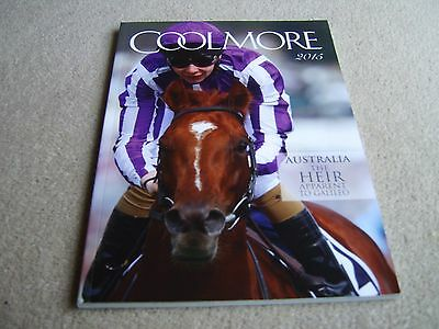 Coolmore 2015 Yearbook / Publication, Australia & Joseph O'Brien cover