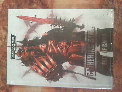 Warhammer 40K Gathering Storm I Fall Of Cadia Supplement- New & Sealed