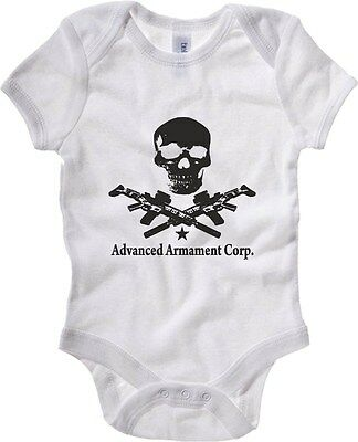 Baby Bodysuit T0133 Advanced Armament Corp. militari