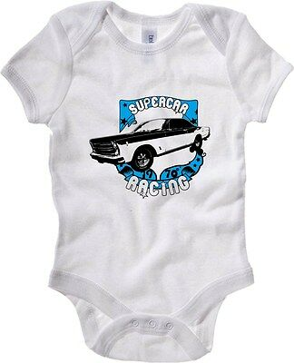 Baby Bodysuit T0272 SUPER CAR RACING auto moto motori