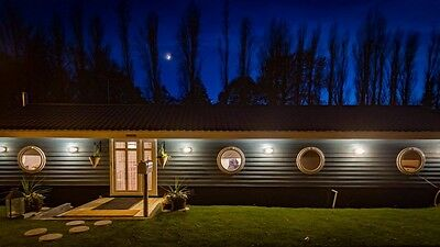 New Build Houseboat Liveaboard Residential Mooring In Chichester