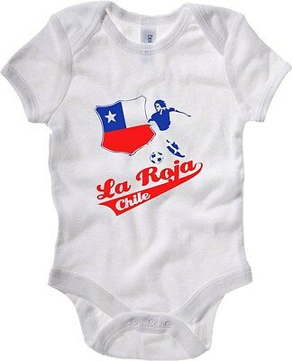 Baby Bodysuit WC0165 CHILE