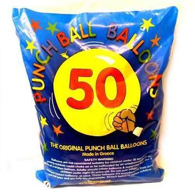 Assorted Large Punch Balloons Party Loot Goody Bag Fillers Favours Pinnata Toys