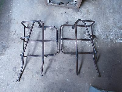 royal enfield meteor 500t bullet english pannier frames