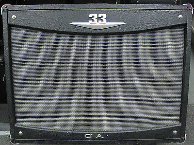 Crate V Series V33-212 33W 2x12 Tube Guitar Combo Amp Amplifier