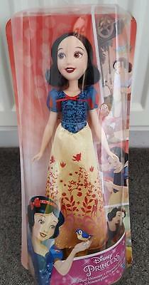 """12"""" Disney Barbie Doll, Snow White, New, Sealed And Boxed"""