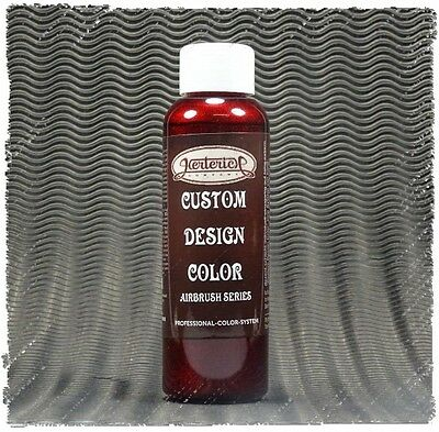 Custom Design Airbrush Color Classic Candy Red 100ml