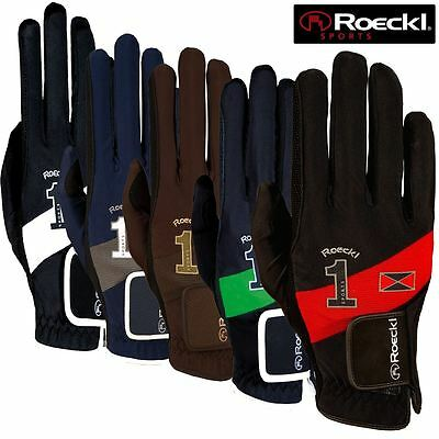Roeckl MISSION Gloves - Adult/Junior