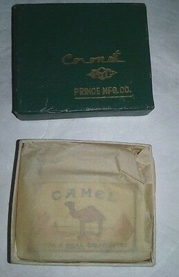 Vintage Coronet Camel Cigarettes Advertising Cigarette Lighter Unfired