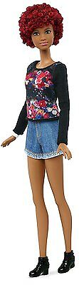Barbie Fashionista Doll in Fab Fringe * brand new * fast delivery