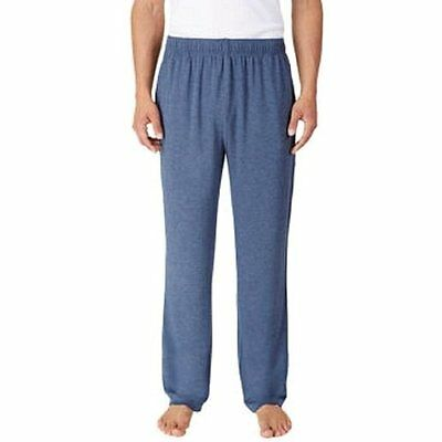 NEW Tommy Bahama Men's Lounge Pant Pajama Pants Light Heather Blue S